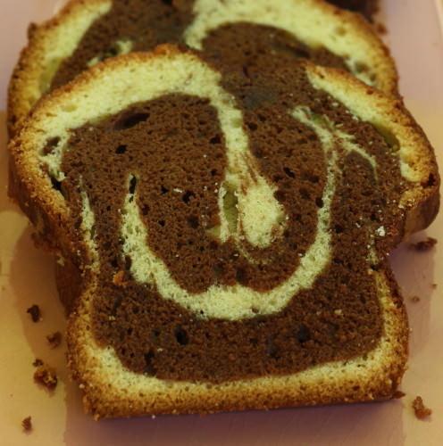 Marbre Au Chocolat Moelleux - Le Chocolat