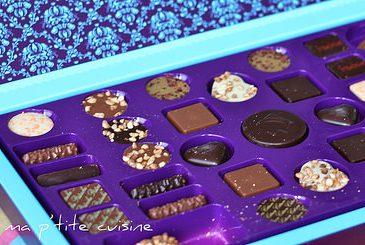 C'est nouveau et c'est bon :  les chocolats & sucreries pour les fêtes