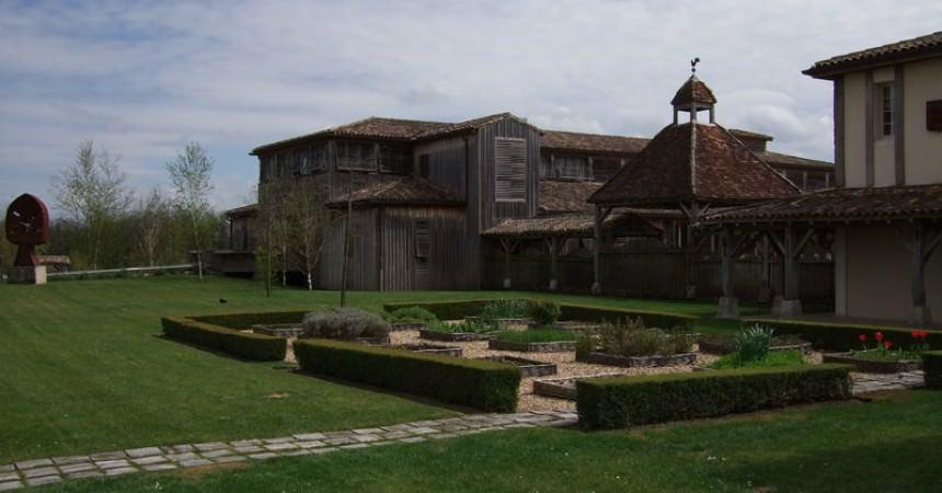 La Grand' Vigne : restaurant gastronomique aux Sources de Caudalie (Martillac Gironde)