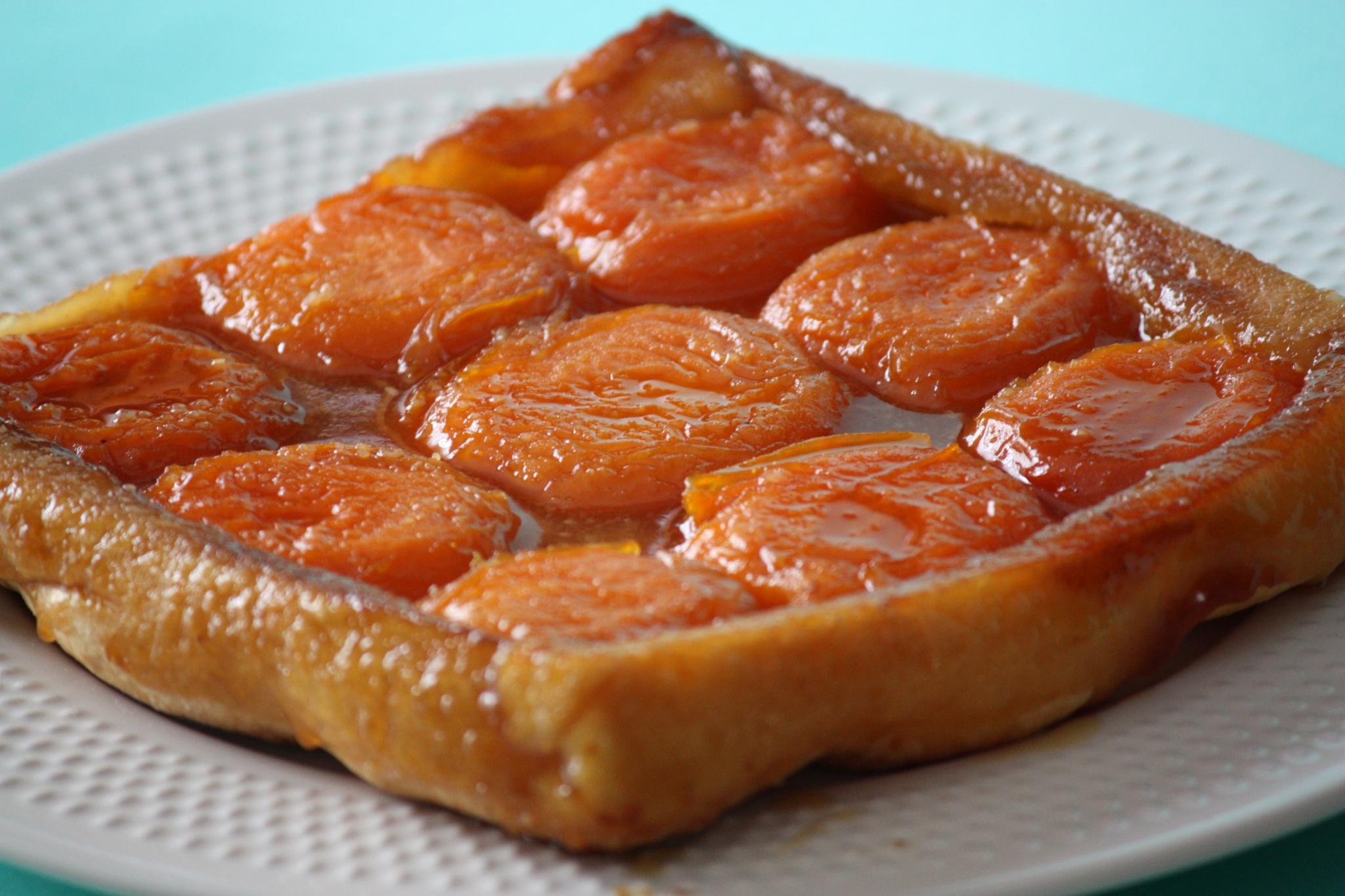 Recette de la tarte tatin aux abricots ma p 39 tite cuisine - Recette de tarte aux abricots ...