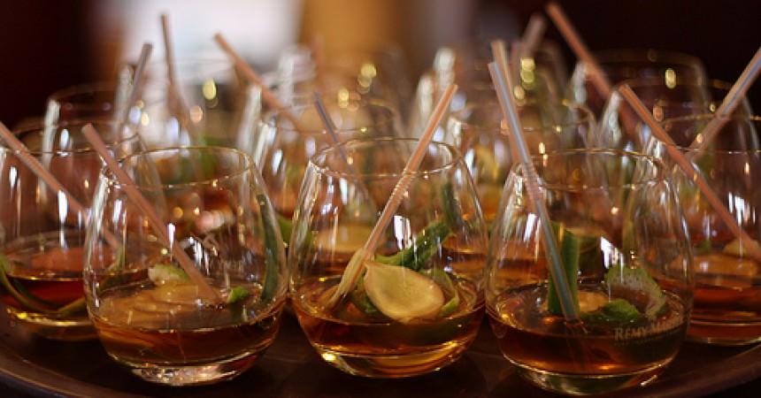 Recette du cocktail Cognac Summit