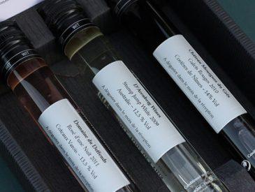Tasting Box, une box avec des échantillons de vins