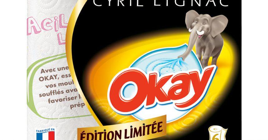 Donne Des Okay Quand Cyril Astuces Lignac Nous Avec L'essuie Tout 9EeDH2IWYb