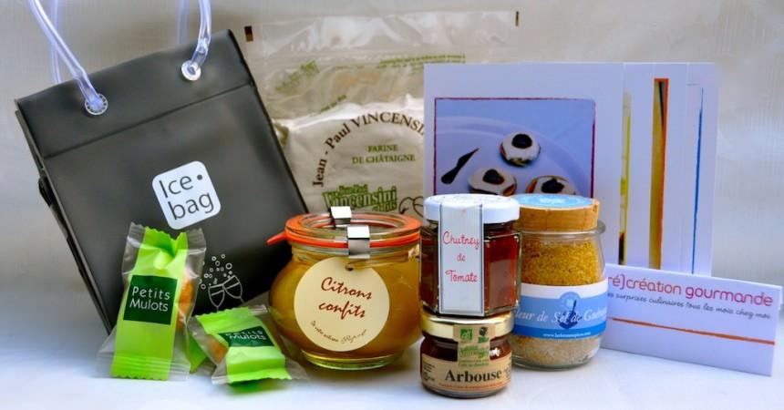 box (ré)création gourmande | ma p'tite cuisine - Box Cadeau Cuisine