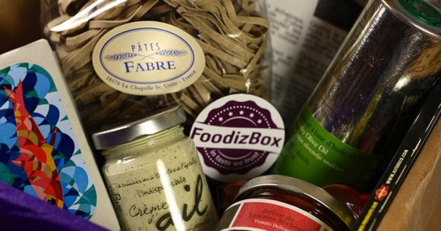 FoodizBox, novembre