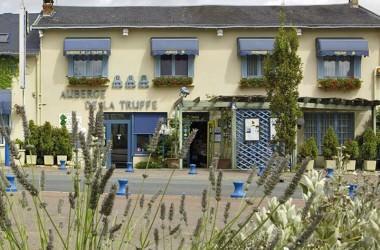 L'Auberge de la Truffe à Sorges (Dordogne)