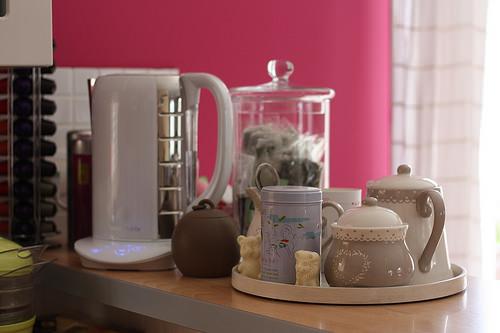 Tea-time !