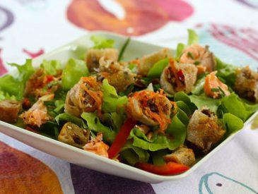 Un air de bo-bun pour ma salade composée …