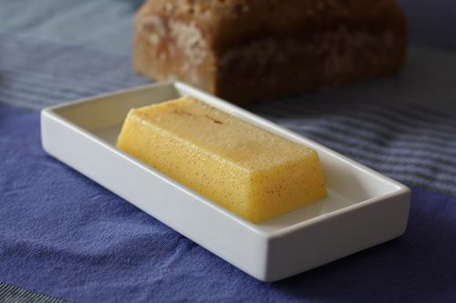 Beurre à la vanille