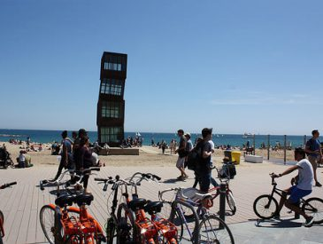 Destination Barcelone #1 : voyage & logement