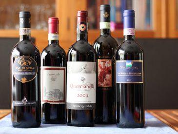 A la découverte des vins Italiens de Toscane