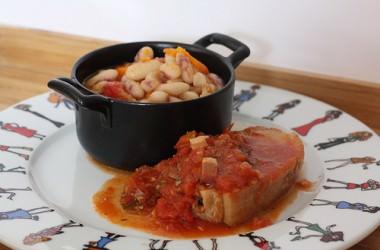 Rôti de porc à l'Italienne