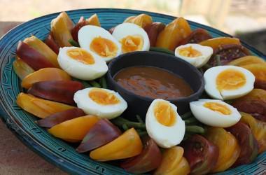 Gado Gado, la salade de crudités Balinaise