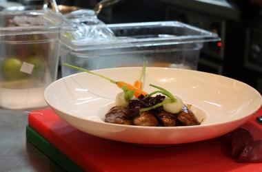 Magret de canard façon thaï, à la citronnelle et au lait de coco