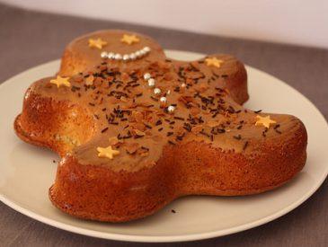 Gâteau au yaourt moelleux au praliné