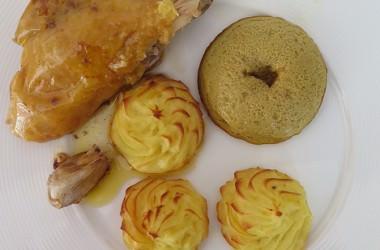 Les Pommes Duchesse maison, encore meilleures que les surgelées !