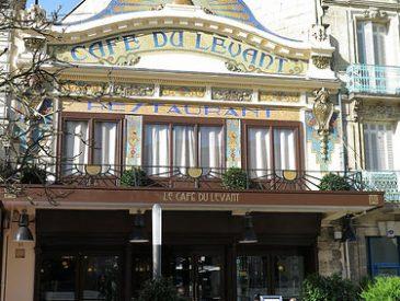 Le café du Levant I Brasserie I Bordeaux (33)