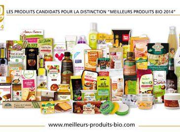 Meilleurs produits bio 2014