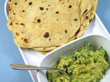 Tortillas mexicaines, pour faire des fajitas ou accompagner un chili