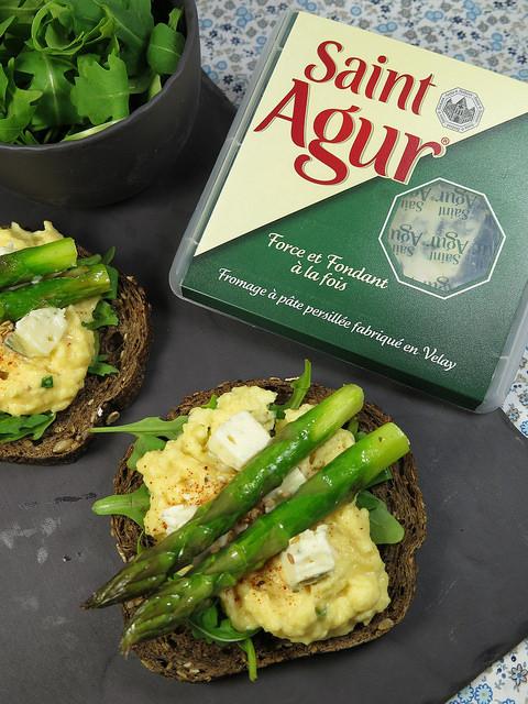 tartine saint agur