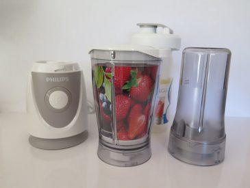 Le mini blender Philips Daily Collection, pour des smoothies à emporter
