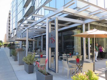 Ris Restaurant, Washington DC USA