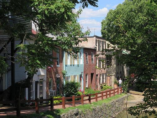 A la découverte de Georgetown [Washington D.C. I USA]
