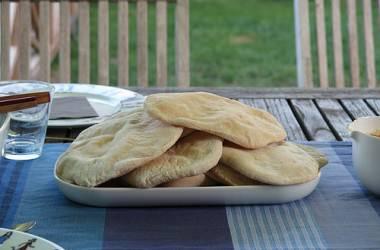 Recette des pains pitas faits maison