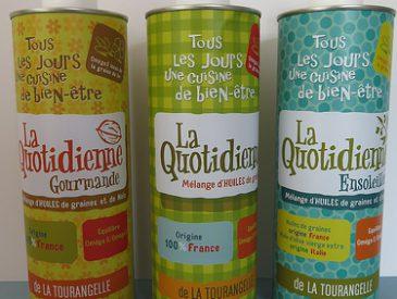 Les différentes huiles végétales