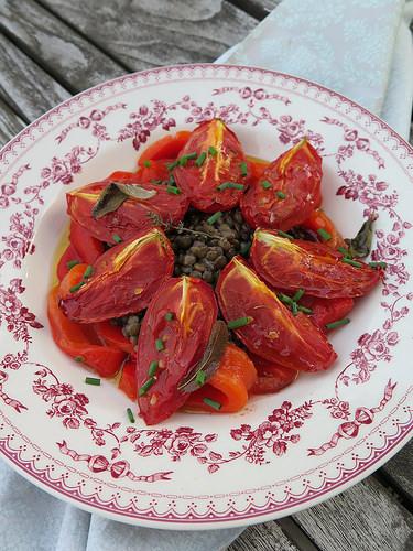 salade de lentilles 2