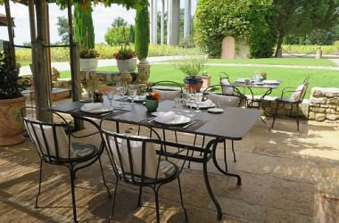 Les Belles Perdrix Château Troplong Mondot I Gastro I Saint Emilion (33)