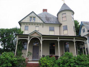 Frederick : Chambre d'hôtes 10 Clarke Place  I Maryland