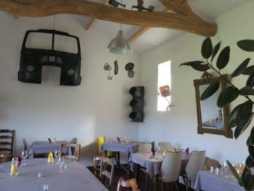Restaurant Le Merle Blanc à Haimps I Charente Maritime
