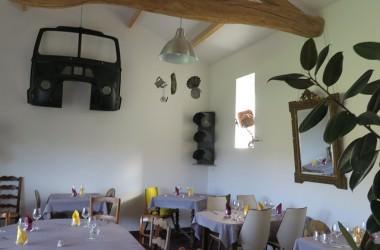 Le Merle Blanc, restaurant à Haimps (Charente Maritime)