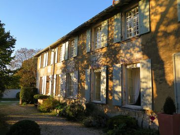 Maison d'Hôtes le Prieuré de la Fayolle, Saint Denis du Pin I Charente Maritime
