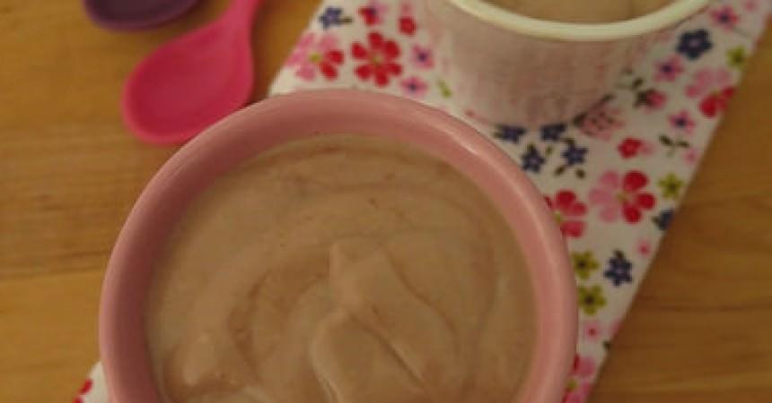 Mousse au chocolat allégée, au tofu soyeux
