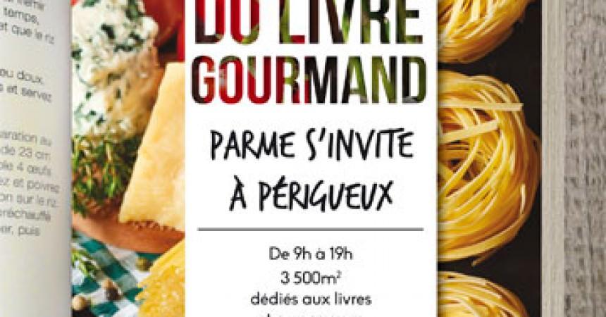 Le salon du livre gourmand, Périgueux