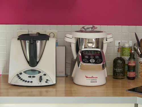 bien choisir son robot thermomix ou companion de moulinex audrey cuisine. Black Bedroom Furniture Sets. Home Design Ideas