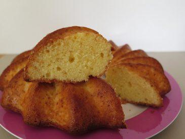 Cake au citron d'Eric Kayser