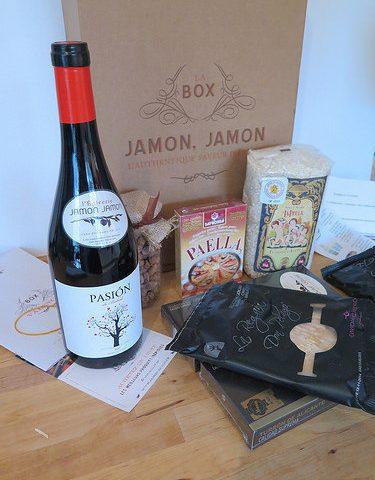 Box Jamon Jamon, pour découvrir les produits gourmands Espagnols