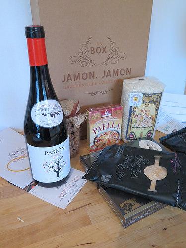 Box Jamon Jamon