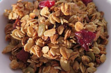 Le Granola gourmand de Gwyneth Paltrow