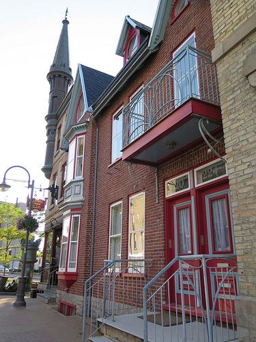 Hôtel Auberge Les Tourelles, Québec (Canada)