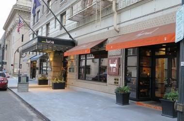 Hôtel Lucia & Imperial Restaurant (Portland, Oregon, USA)