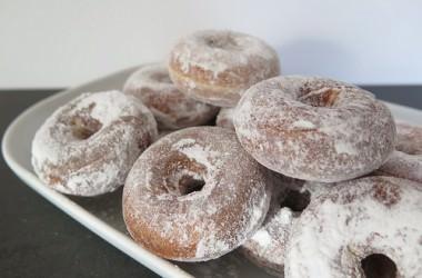 Des Donuts légers comme des nuages, sans friture