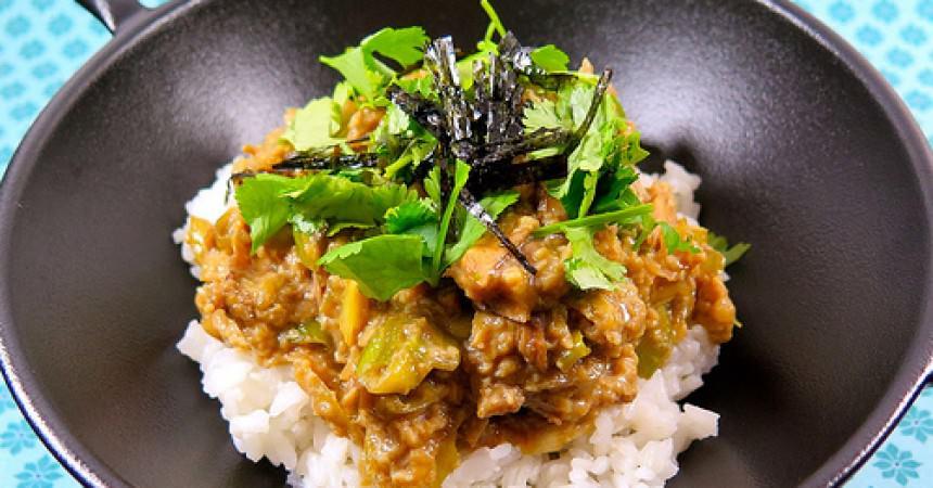 Inspiration Oyako Donburi, une recette japonaise à ma sauce