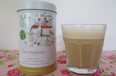 Une boisson réconfortante et gourmande, le Chaï Imperial latte
