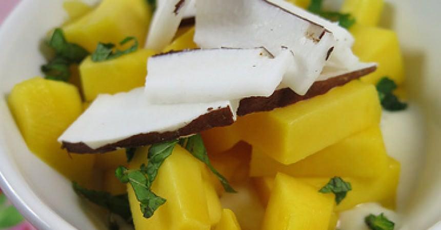 Yaourts soja vanille & coco