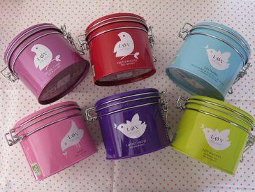 La vente de thés Lov Organic & des bons d'achats Showroom Privé à gagner