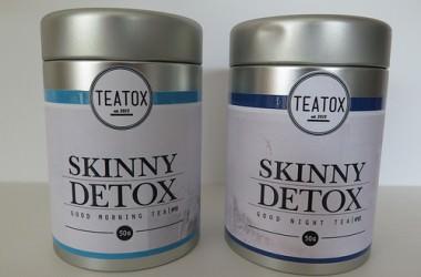 Une p'tite tasse de thé avec Teatox